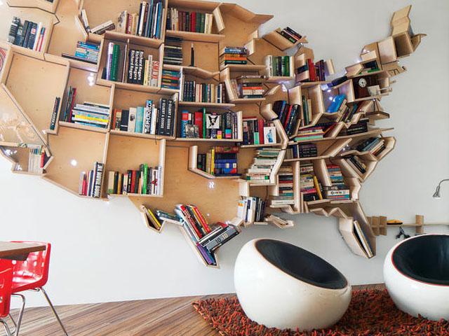 ایده های نو برای کتابخانه