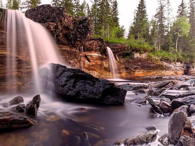 طبیعت شگفت انگیز کشور نروژ