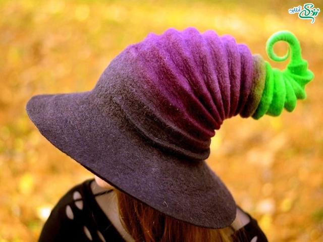کلاه های شگفت انگیز