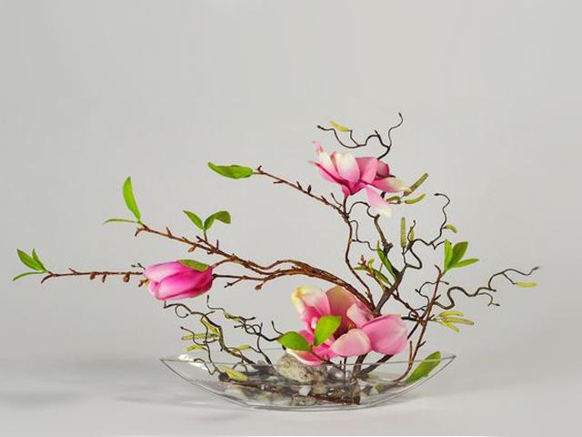 هنر گلدار ژاپنی