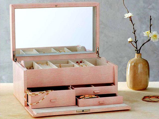 مدل های زیبای جعبه جواهرات