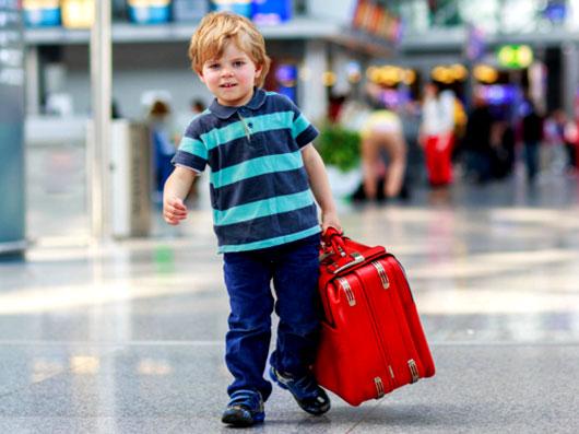 مدل های زیبای چمدان بچگانه