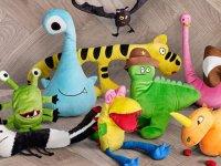تبدیل نقاشی کودکان به عروسک