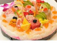 کیک سوشی