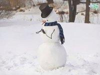ایده های خلاقانه ساخت آدم برفی