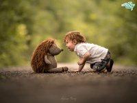 دنیای کودکانه