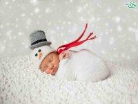 لباس های زمستانی نوزادان