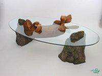میزهایی با طرح حیوانات دریایی!!!