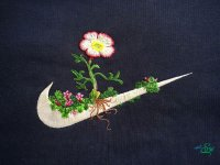 طرح های گلدوزی و کوبلن خلاقانه