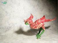 حیوانات اوریگامی