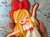 عروسک بیسکوئیتی