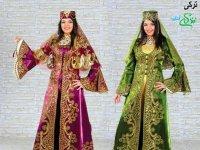 لباس های سنتی زنان ایرانی