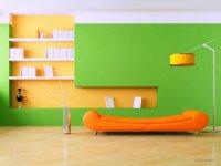 پیشنهادهایی برای رنگ آمیزی اتاق نشیمن