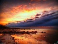 عکاسی از طلوع آفتاب