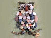 خلاقیت با سنگ ها