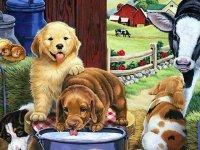 نقاشی از حیوانات
