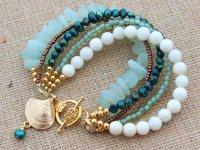نمونه های زیبا از ساخت دستبند