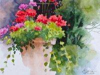 نقاشی های بهاری