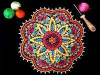 هنر سوزن دوزی ایرانی