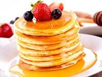 پنکیک صبحانه به سبک کلاسیک