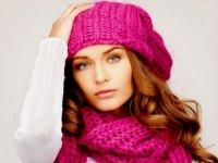مدل های زیبای شال و کلاه بافتنی