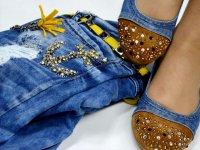۳۶ ایده کاربردی برای استفاده مجدد از پارچههای جین قدیمی