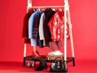 ترفندهای مرتب کردن کمد لباس