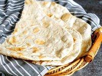 روش پخت نان لواش خانگی در ماهیتابه