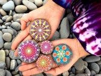 زیباترین سنگ های جهان