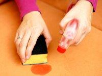 چند ترفند برای پاک کردن لکه ها