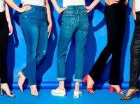 مدل های شلوار جین واید
