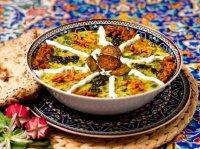 طرز تهیه آش مخصوص ماه مبارک رمضان