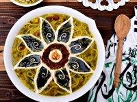 ایده های تزیین آش برای ماه رمضان